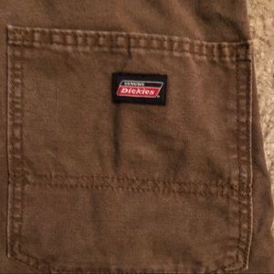 Dickies Pants Twill With Cell Phone Pocket Poshmark